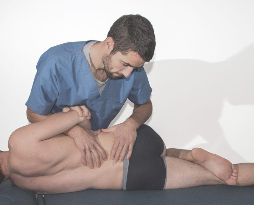 Osteopata Bergamo Sebastian Guzzetti