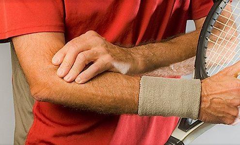 epicondilite gomito tennista osteopata bergamo