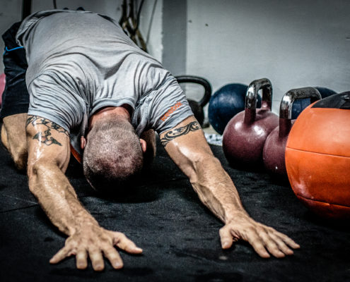 infortuni nel crossfit