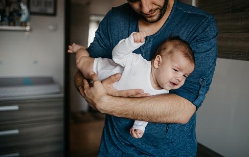 colica neonato